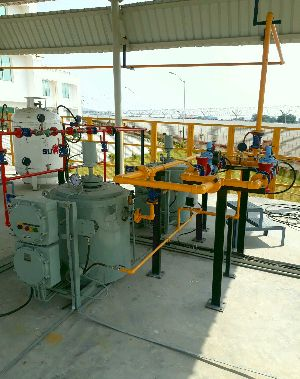 450 Kg Lpg Cylinder Installations (lot & Vot Bank )