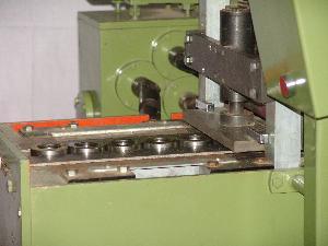 Through Feed Duplex Grinding Machine