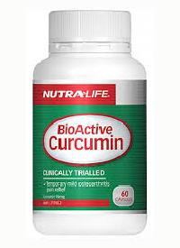 Bioactive Curcumin Capsules