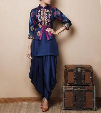 Dhoti Salwar Suits