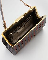 clutch frame bag