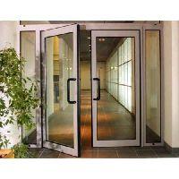 aluminium door fabrication service