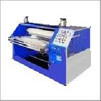 saree calendering machine