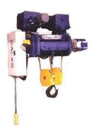 Heavy Duly Wire Rope Hoist