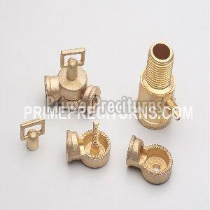 Brass Precision Forging Parts