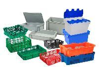 Vegetable Plastic Crates