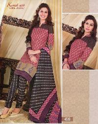 Komal Arts Cotton Salwar Kameez