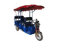 Battery Operated Rickshaws
