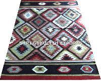 woollen Patchwork Rugs