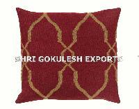 Woollen  Pillow Cover