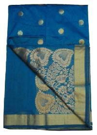 Cora Cotton Silk Saree