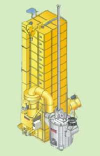 Biomass Grain Dryer