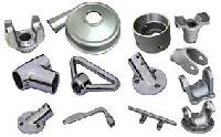 Steel Casting Machined Parts