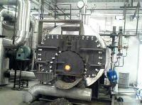 3 Pass Wet Back Manual Fired Package Boiler