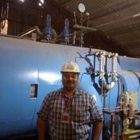 Fluid Bed Combustion Boiler