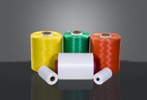 Polypropylene Fibrillated Technical Yarns