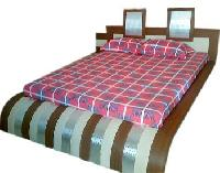 Wooden Bed - 01