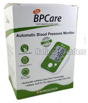 Sd Bp Care Automatic Blood Pressure Monitor