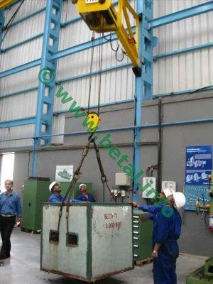 Load Testing of Cranes
