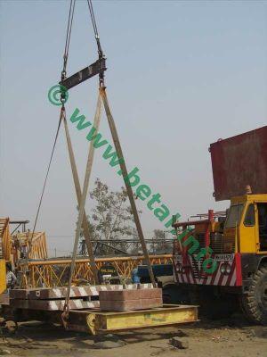 Load Testing of Lifting Beams