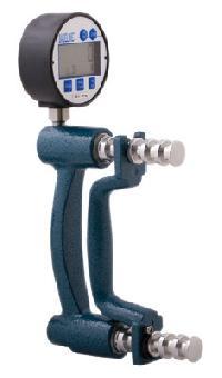 Baseline Hand Dynamometer Digital LCD Gauge ER 300 lb
