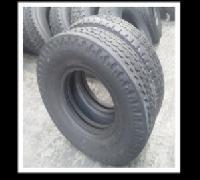 Used Nylon Truck Tyres