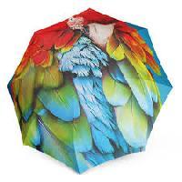 Manual Folding Printed Umbrellas