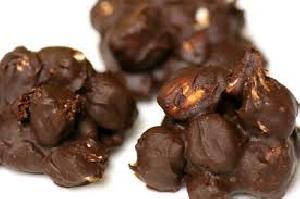Dark Almond Chocolate