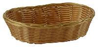 Oval Wooden Basket