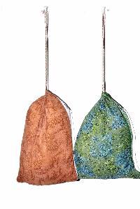 Silk carry bag