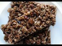 Dry Fruit Bars