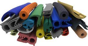 Extrusion Rubber Parts