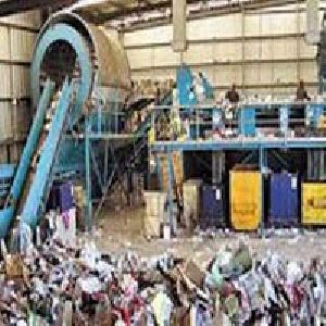Solid Waste Treatment System