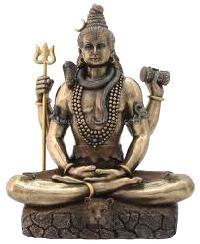 Metal Shiva Statue