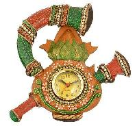 Shehnai Wall Clock
