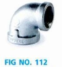 GI Pipe Elbow (112)