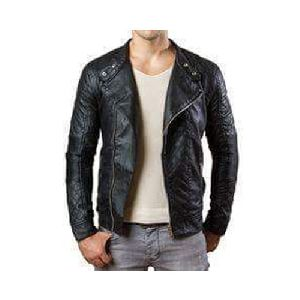 7a0f6c308 Mens Black Leather Jacket in Mumbai - Manufacturers and Suppliers India