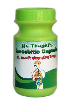 Thanki's Amoebitic Capsules