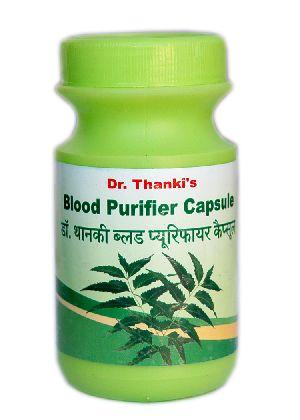 Thanki's Blood Purifier Capsules
