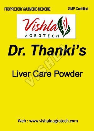 Thanki's Liver Care Powder