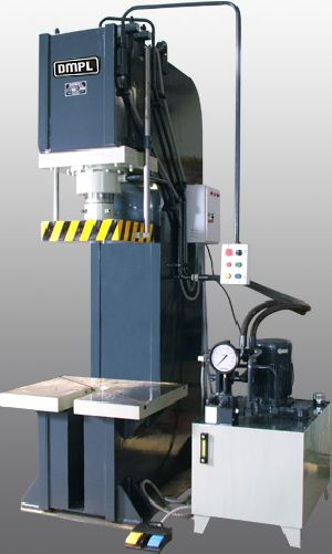 'c' Frame Power Operated Hydraulic Press