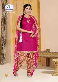 Branded Patiala Suits