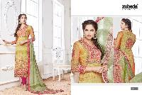 Colorfull Georgette Suit