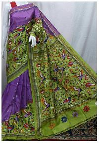 Colorful Silk Sarees