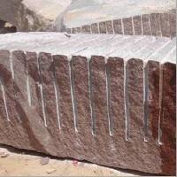 Red Granite Rough Blocks
