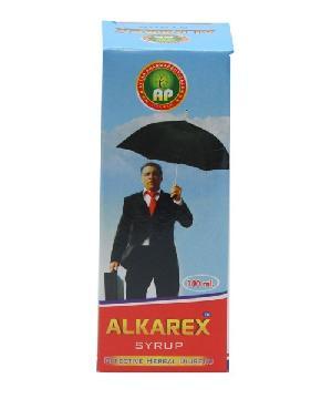 Alkarex Syrup -200 ML