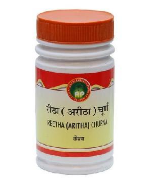 Reetha Aritha Churna - 100 Gm