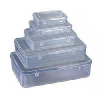 plastic jewellery packing box