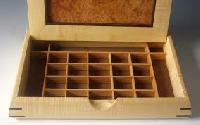 Wood Jewellery Packing Box