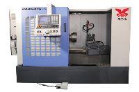 CNC Flat Bed Turning Machine